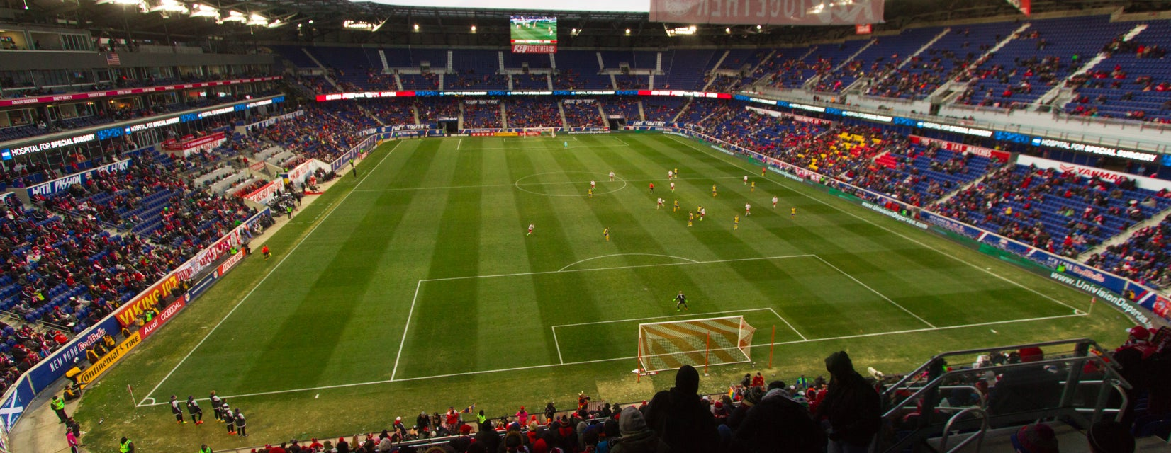 Seat view from Zone Eight