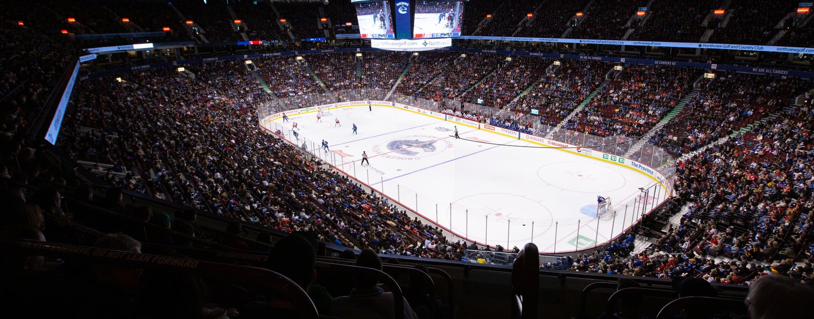 Seat view from Upper Bowl Goal
