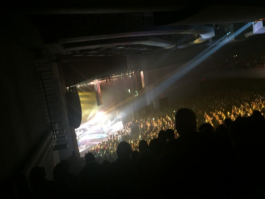 Seat view from Balcony