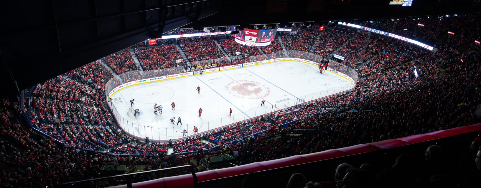 Seat view from Press Level