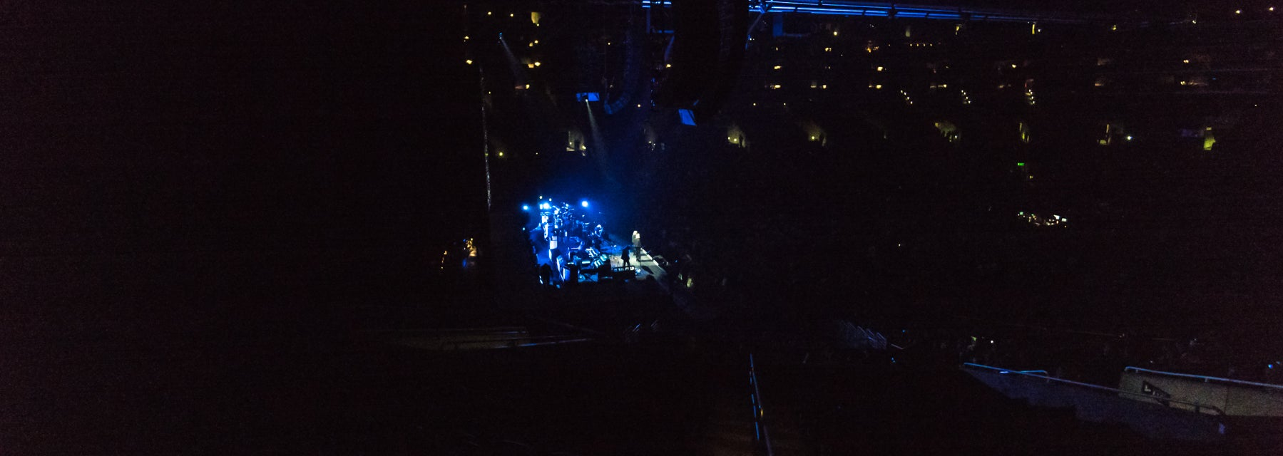 Seat view from Premier