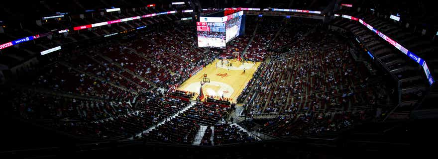 New Orleans Pelicans At Houston Rockets At Toyota Center
