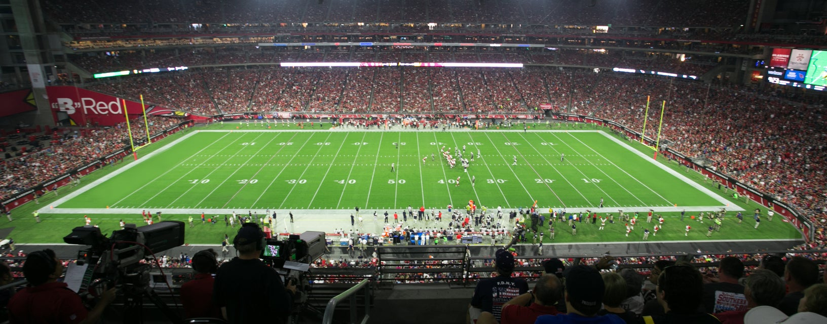 Seat view from Terrace Level Main