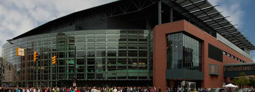 Van Andel Arena Events 2020.The Harlem Globetrotters At Van Andel Arena Tickets From 41