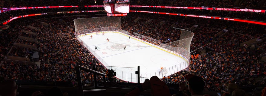 Pittsburgh Penguins at Philadelphia Flyers at Wells Fargo