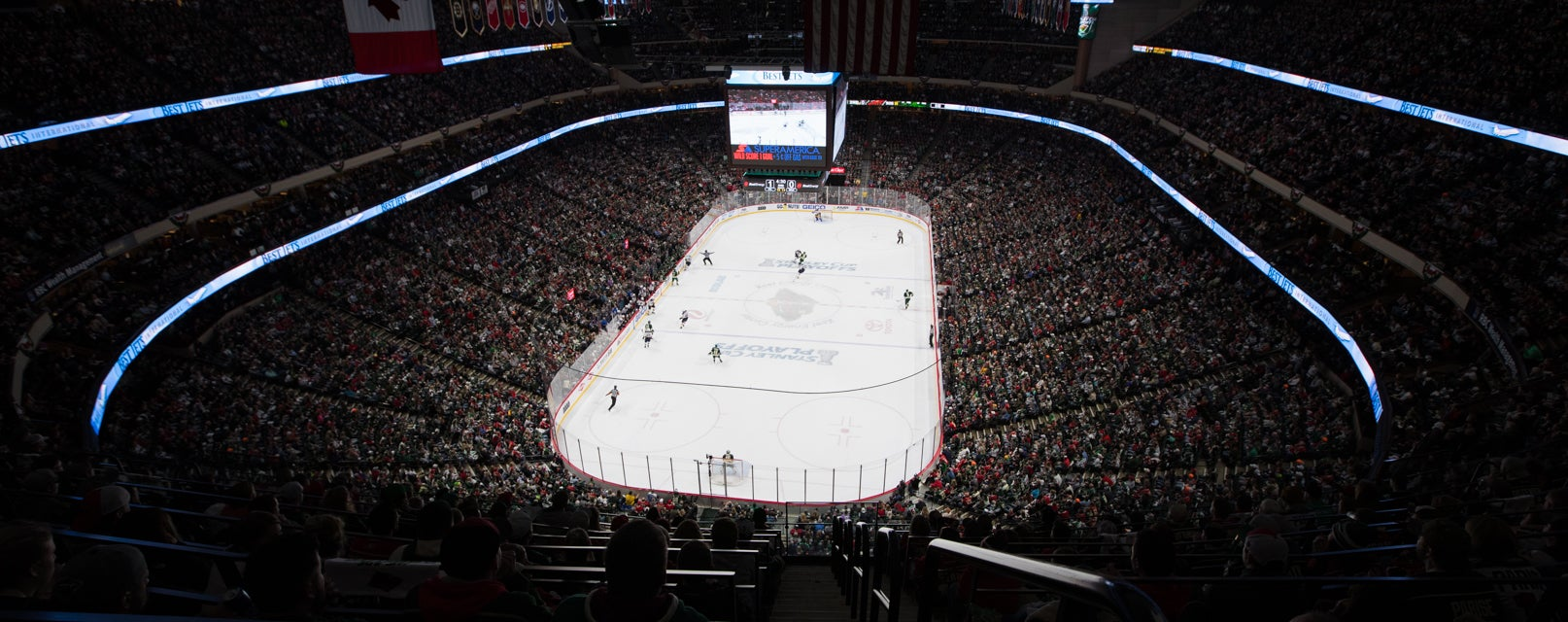 Seat view from Upper Level End