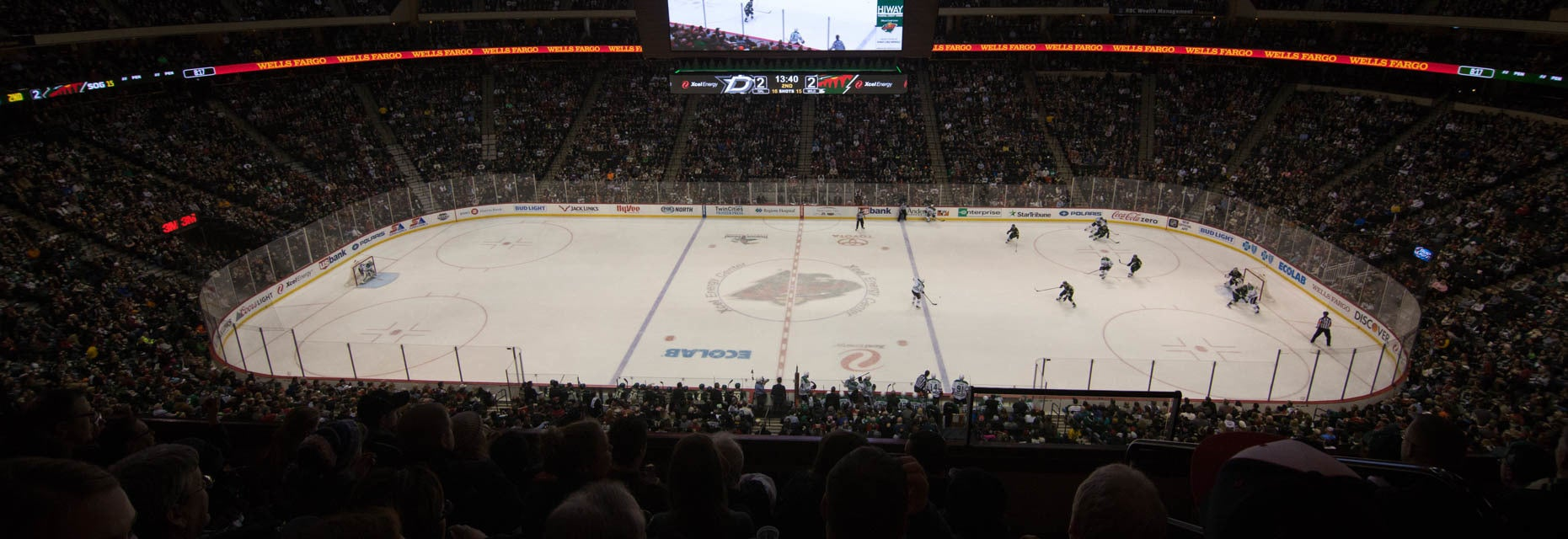 Seat view from St Paul Club Side