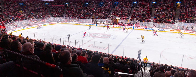 CANADIENS vs PANTHERS