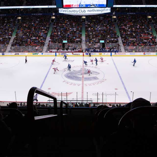 Cheap Vancouver Canucks Tickets Gametime