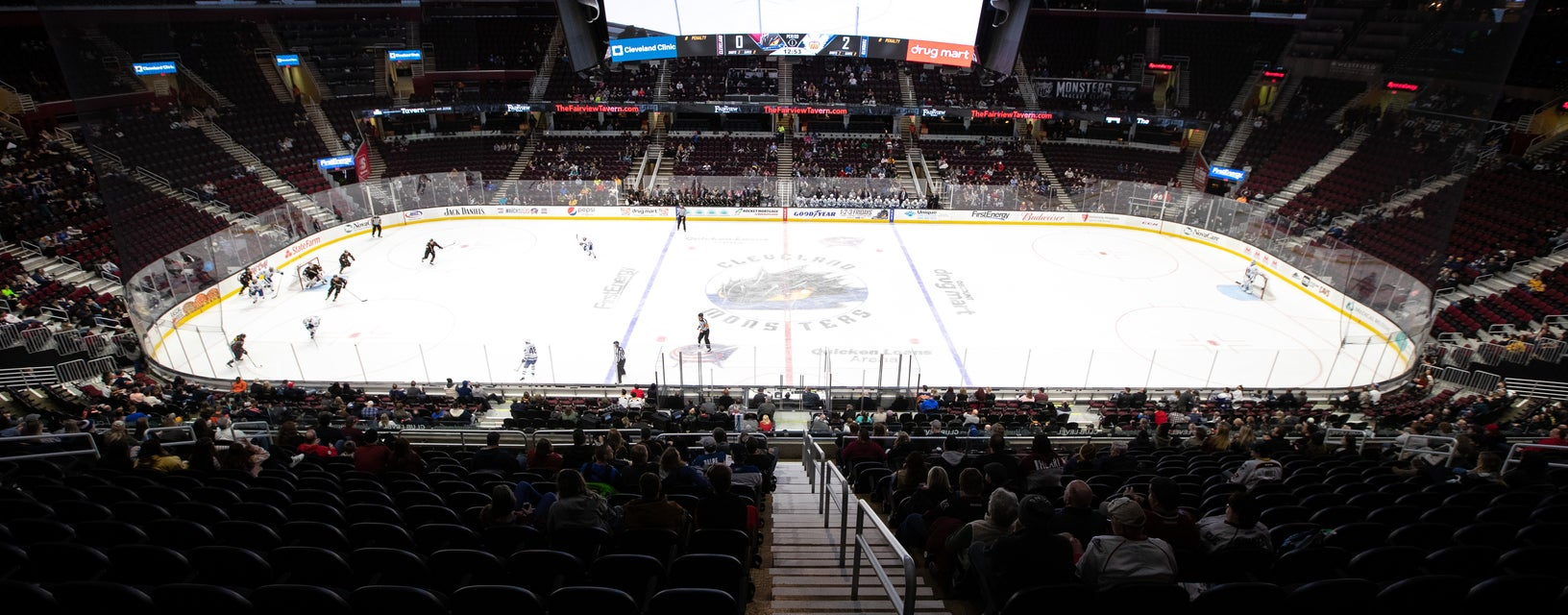 Cleveland Monsters Tickets