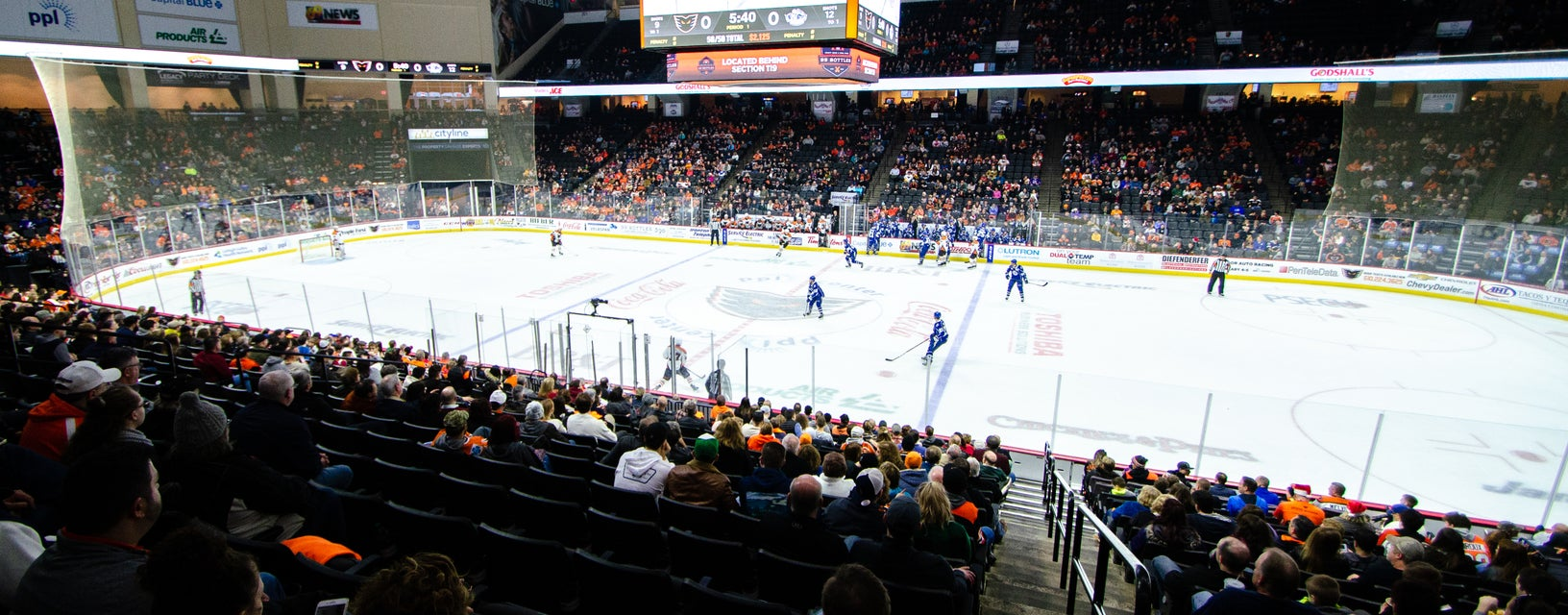 Lehigh Valley Phantoms Tickets