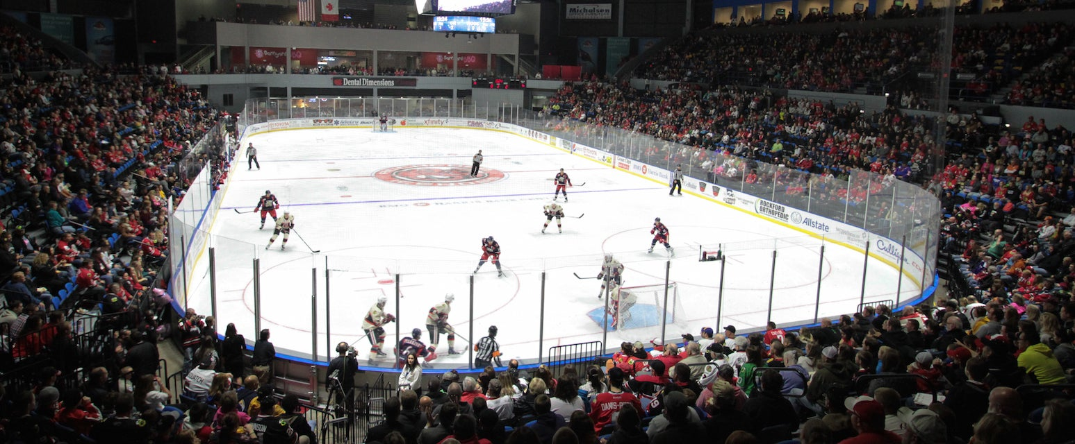 Rockford Icehogs Tickets