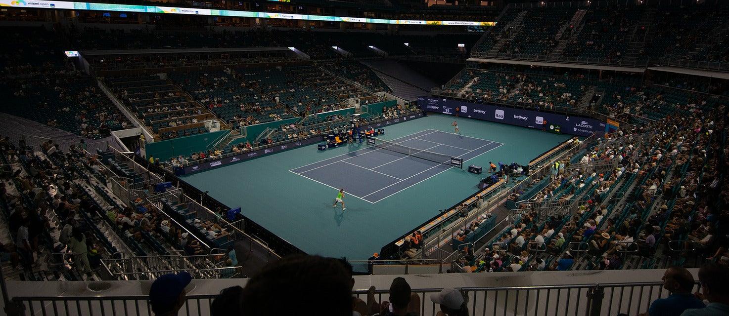 Miami Open Tickets