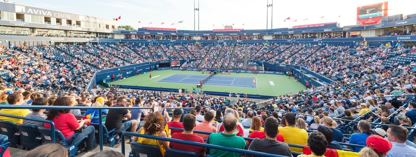 Rogers Cup Womens Tennis Tickets
