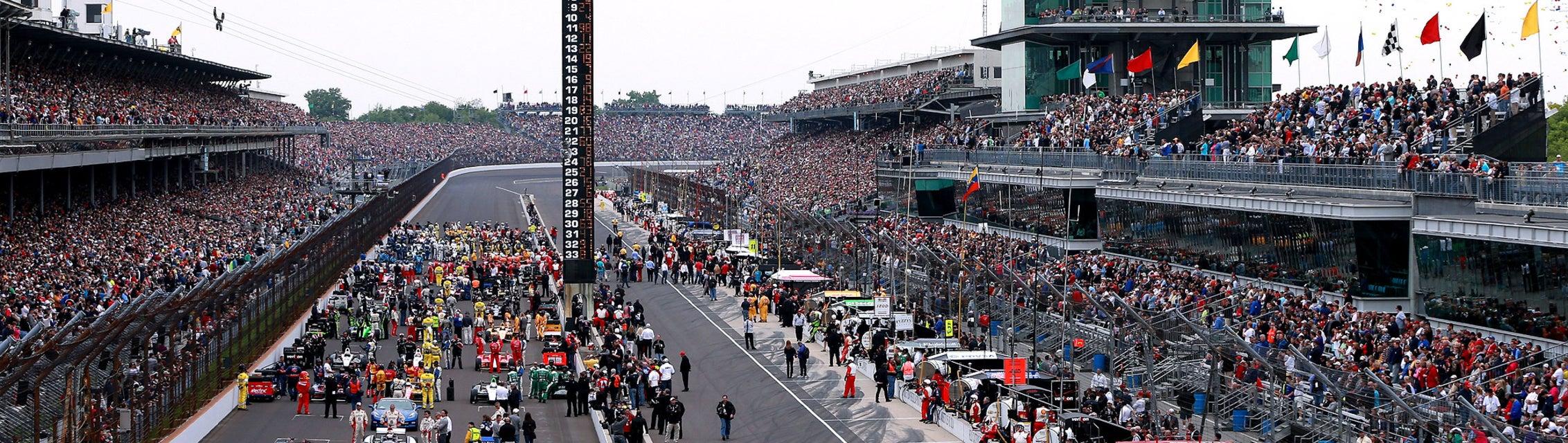 Indianapolis 500 Tickets