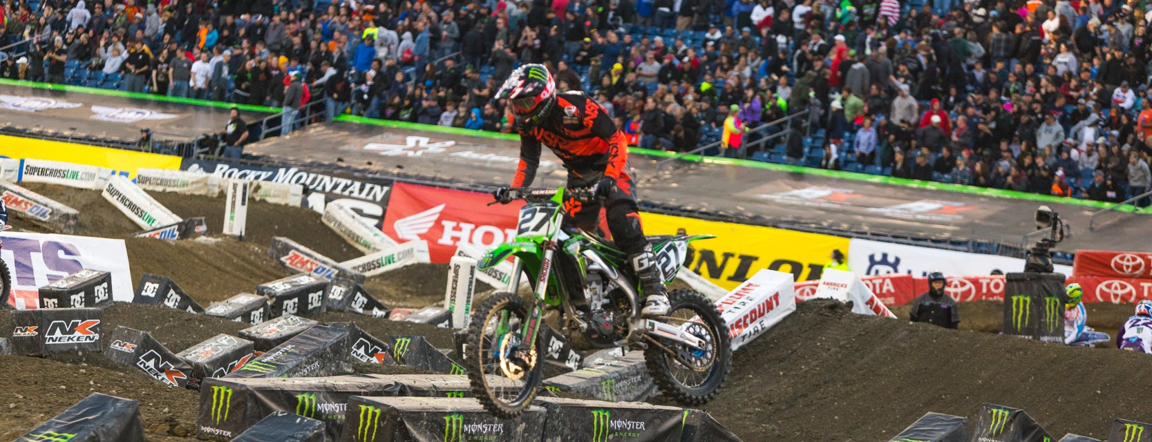 AMA Supercross Tickets