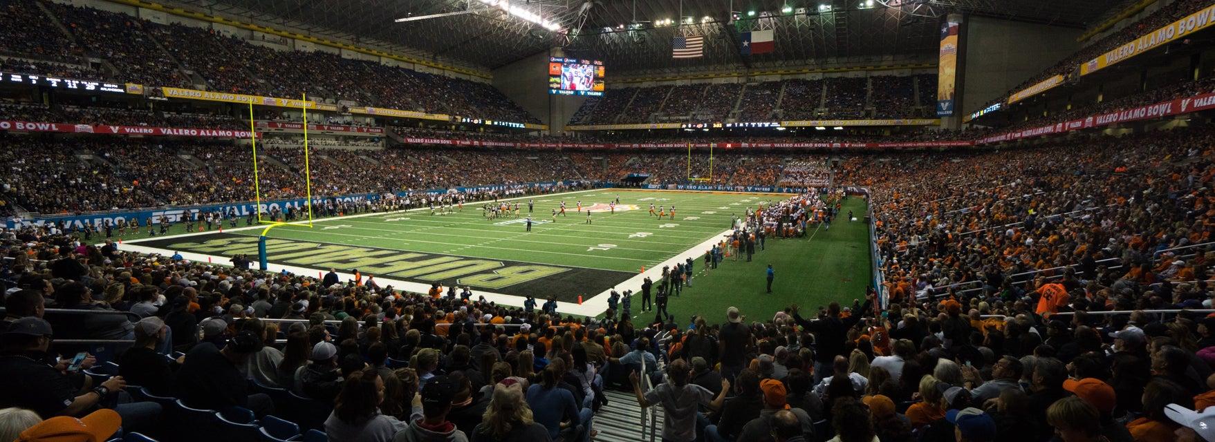 Valero Alamo Bowl Tickets