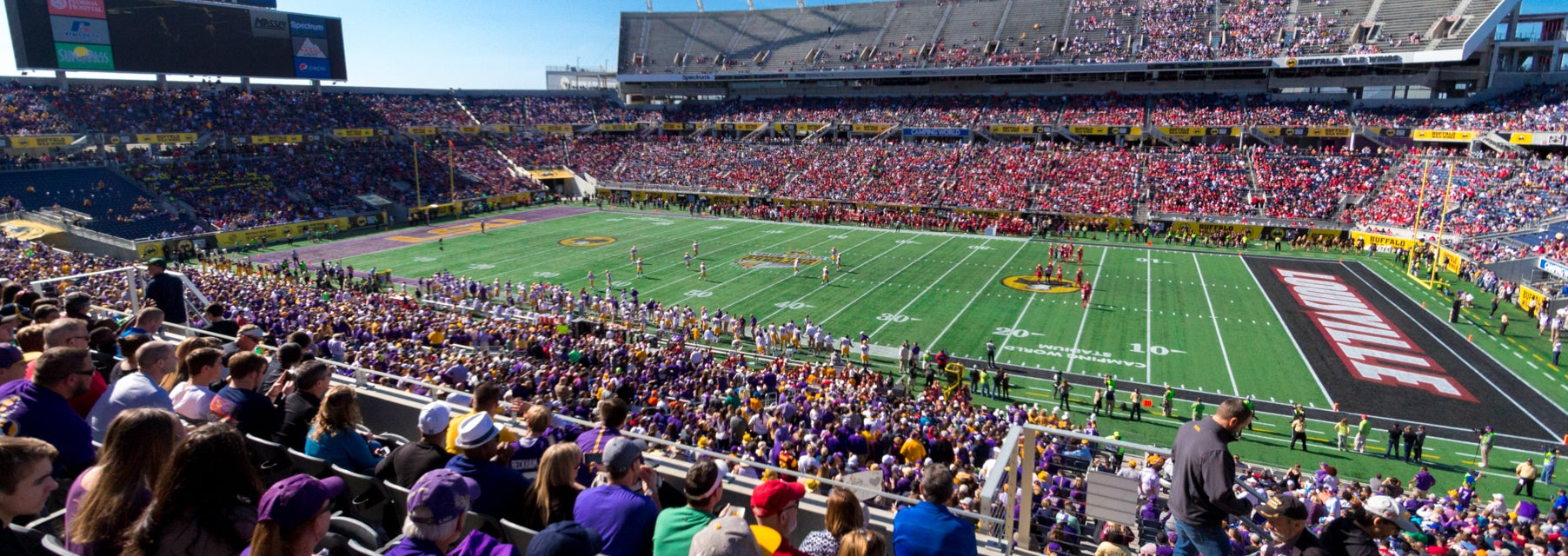 Cure Bowl Tickets