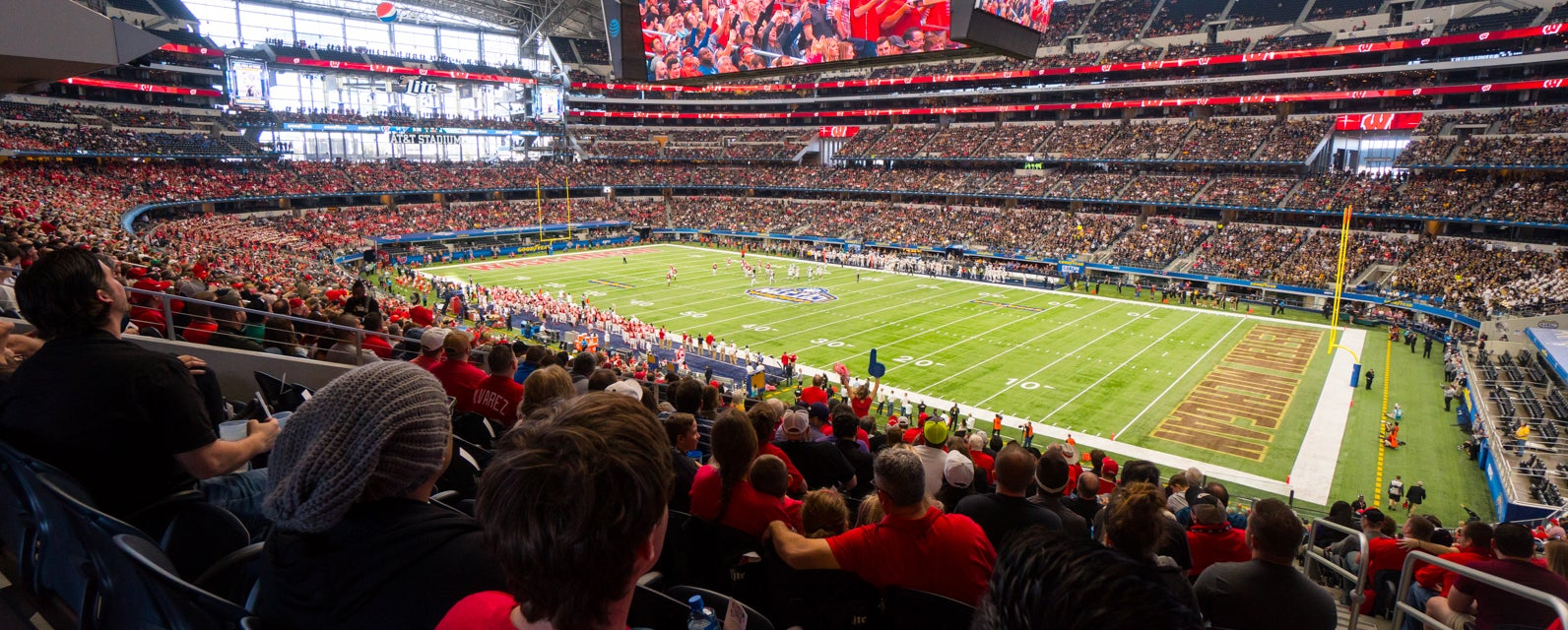Cotton Bowl Tickets