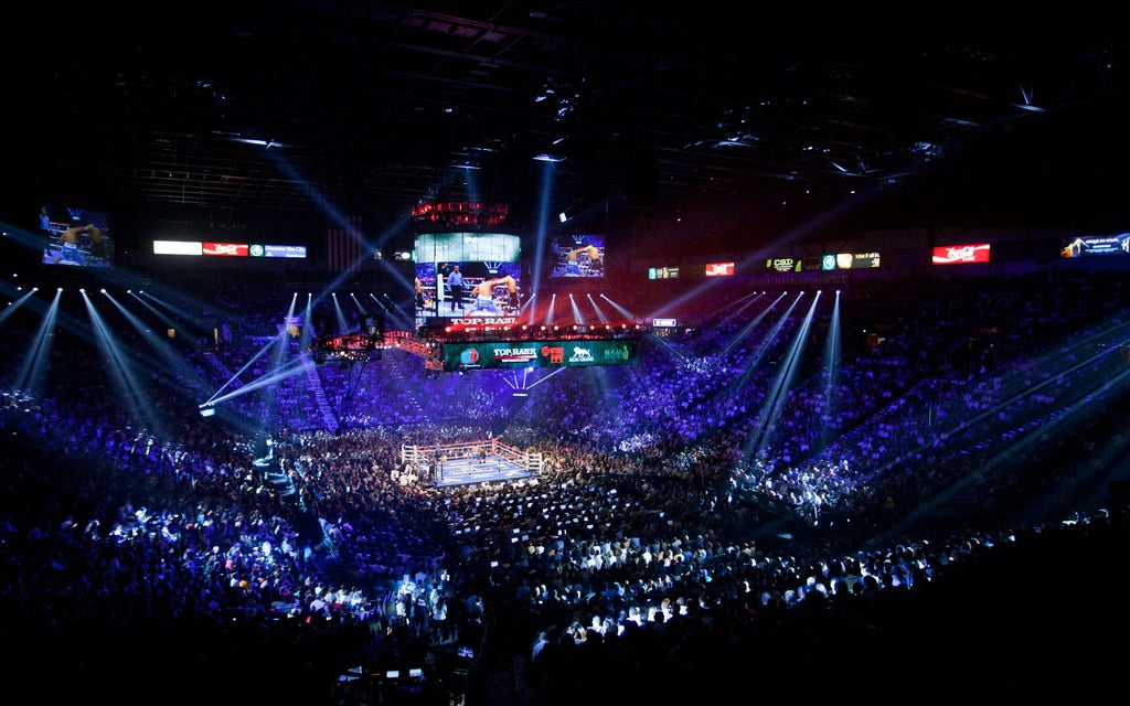 Top Rank Boxing Tickets