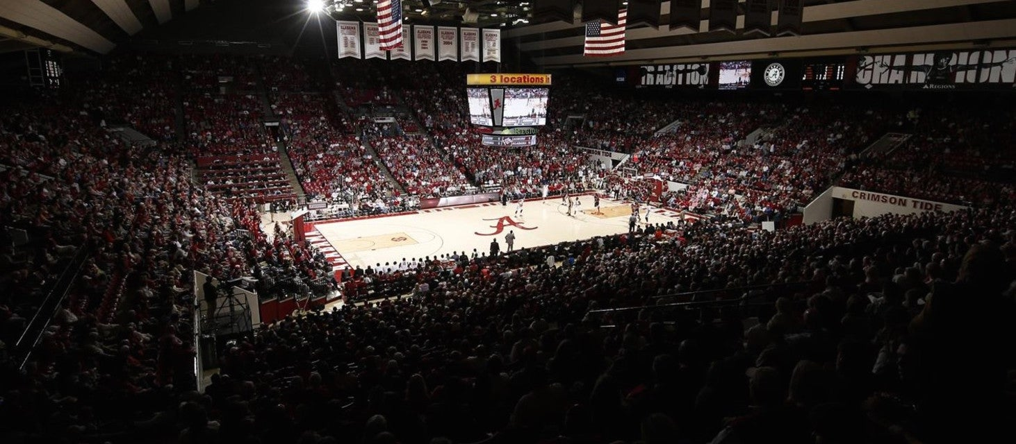 Alabama Basketball Tickets
