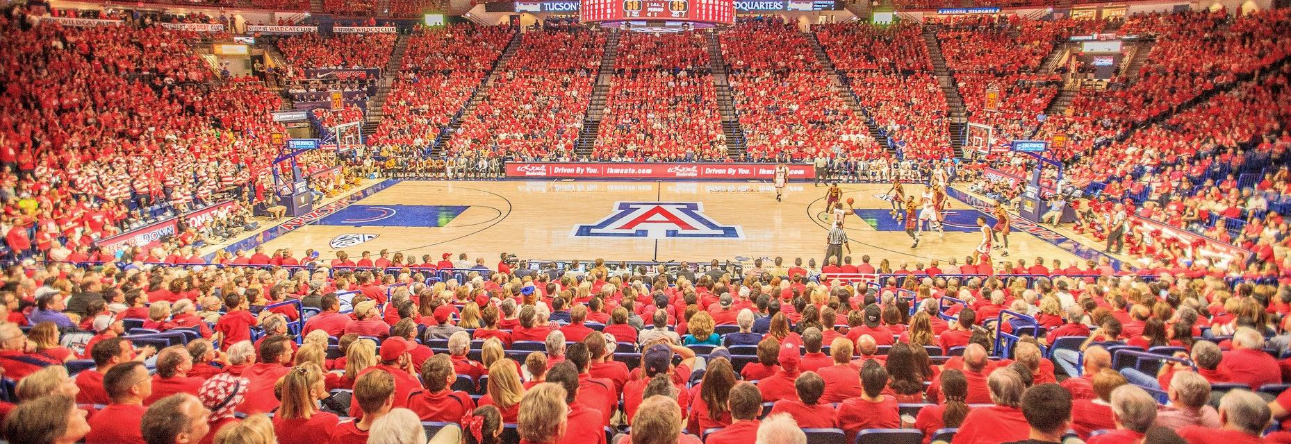 Arizona Basketball Tickets