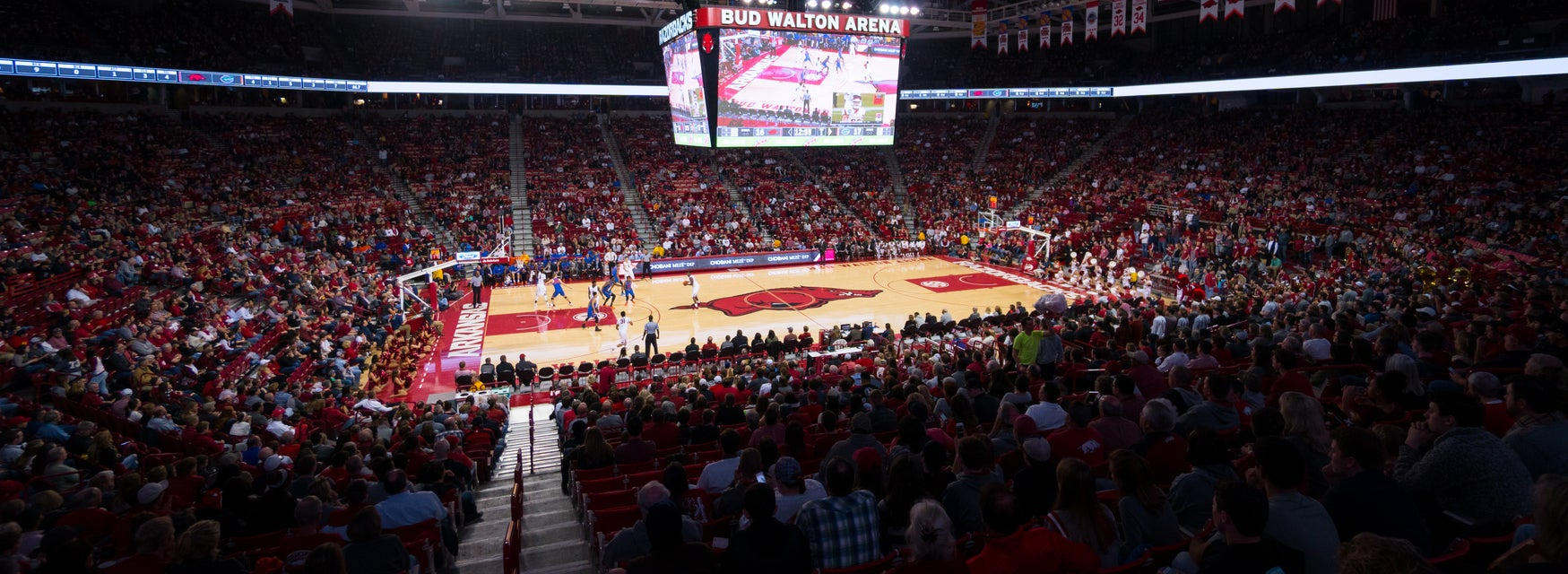 Arkansas Basketball Tickets