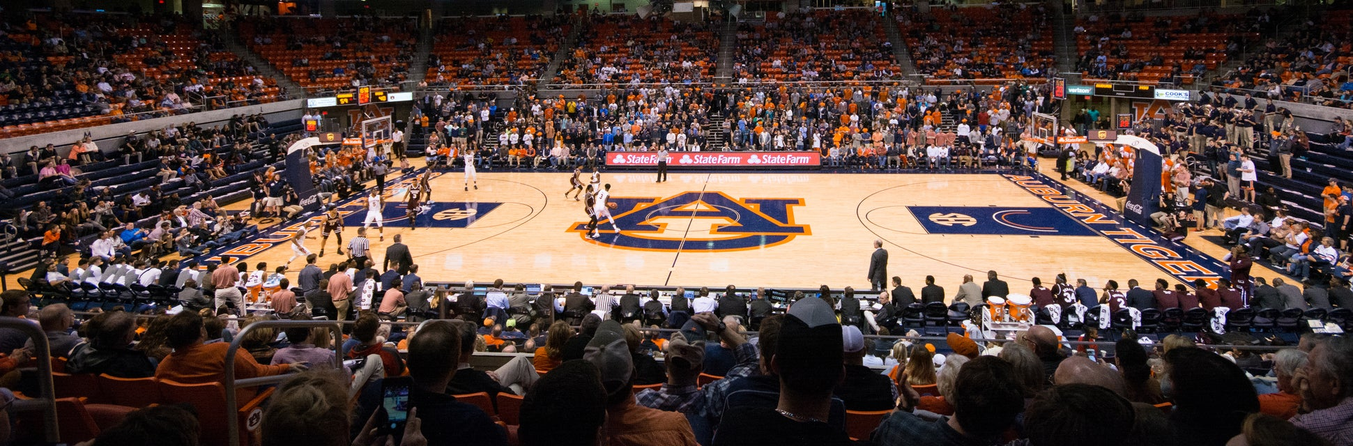 Auburn Basketball Tickets