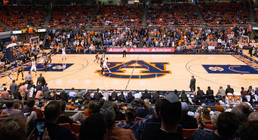 Auburn Basketball Tickets Gametime