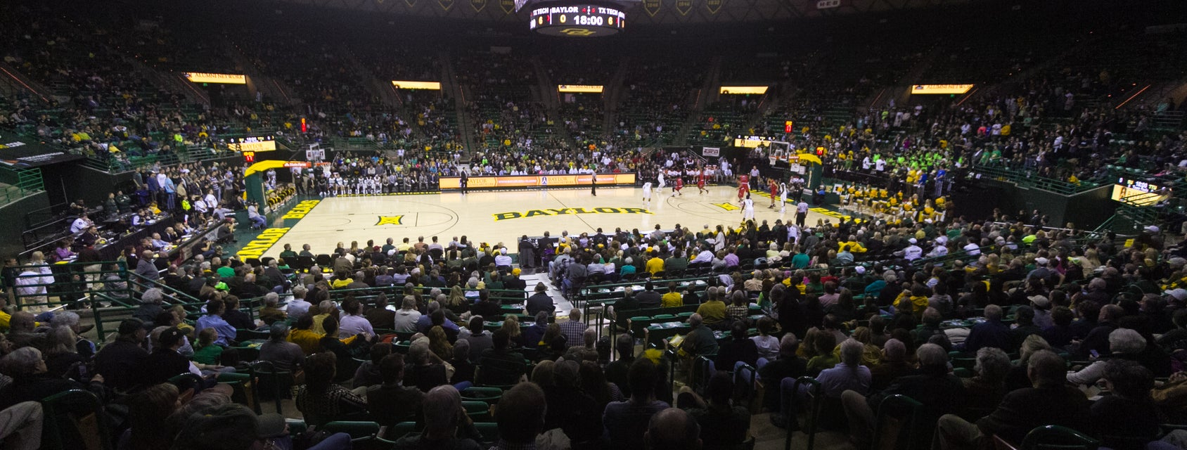Baylor Basketball Tickets
