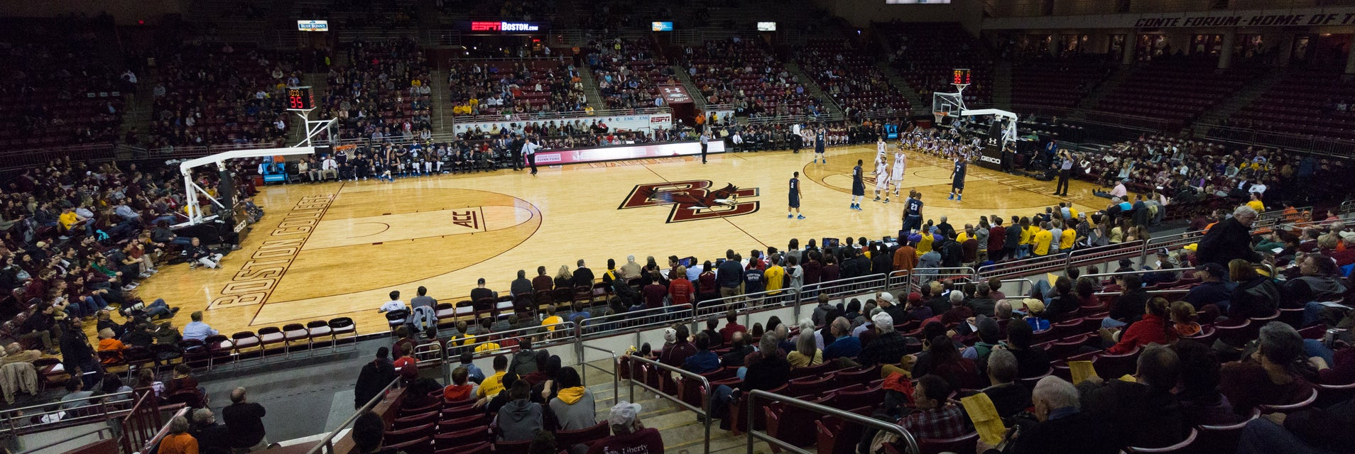 Boston College Basketball Tickets
