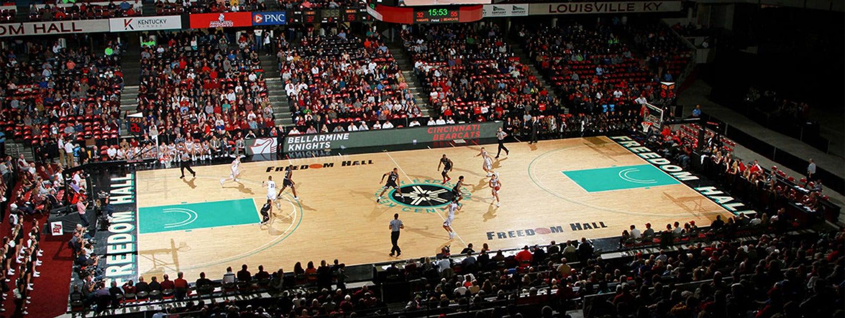 Bellarmine Basketball Tickets