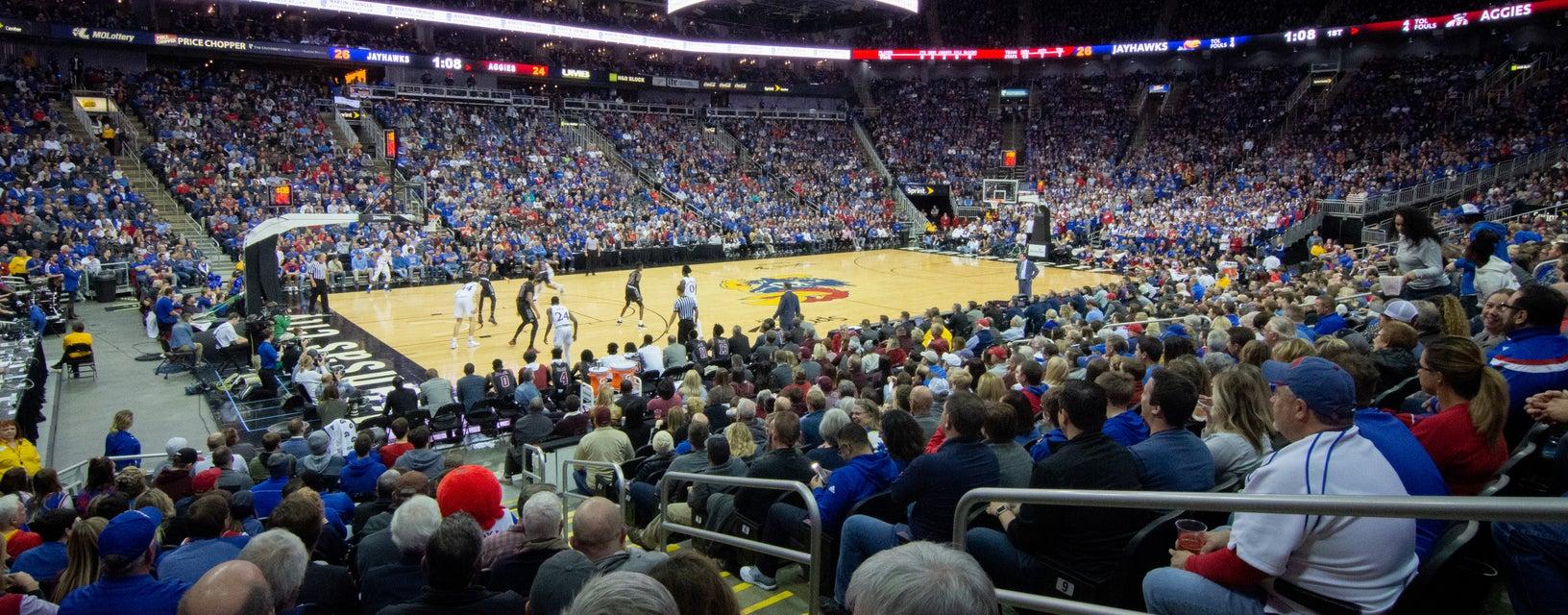 Big 12 Basketball Tournament Tickets