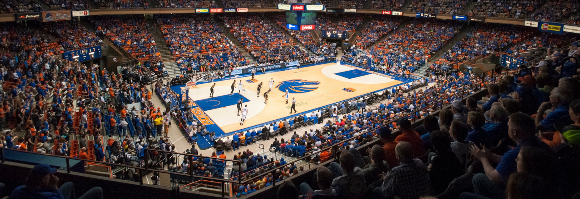 Boise State Basketball Tickets