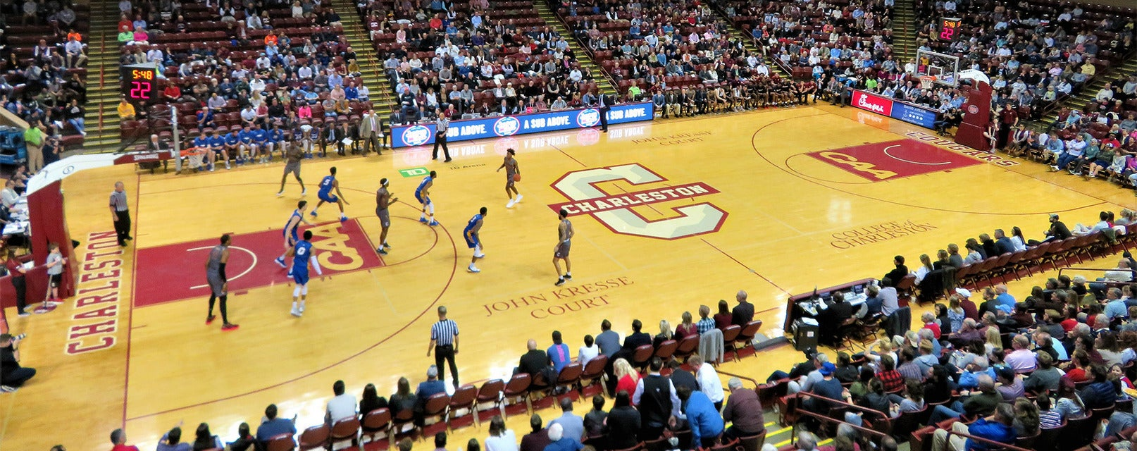 Charleston Basketball Tickets