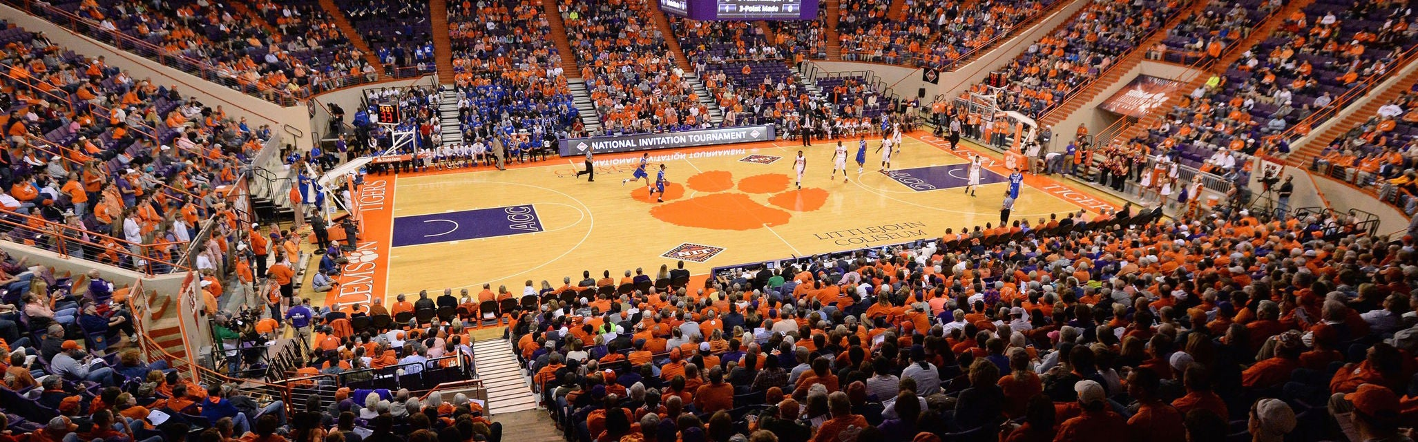 Clemson Basketball Tickets