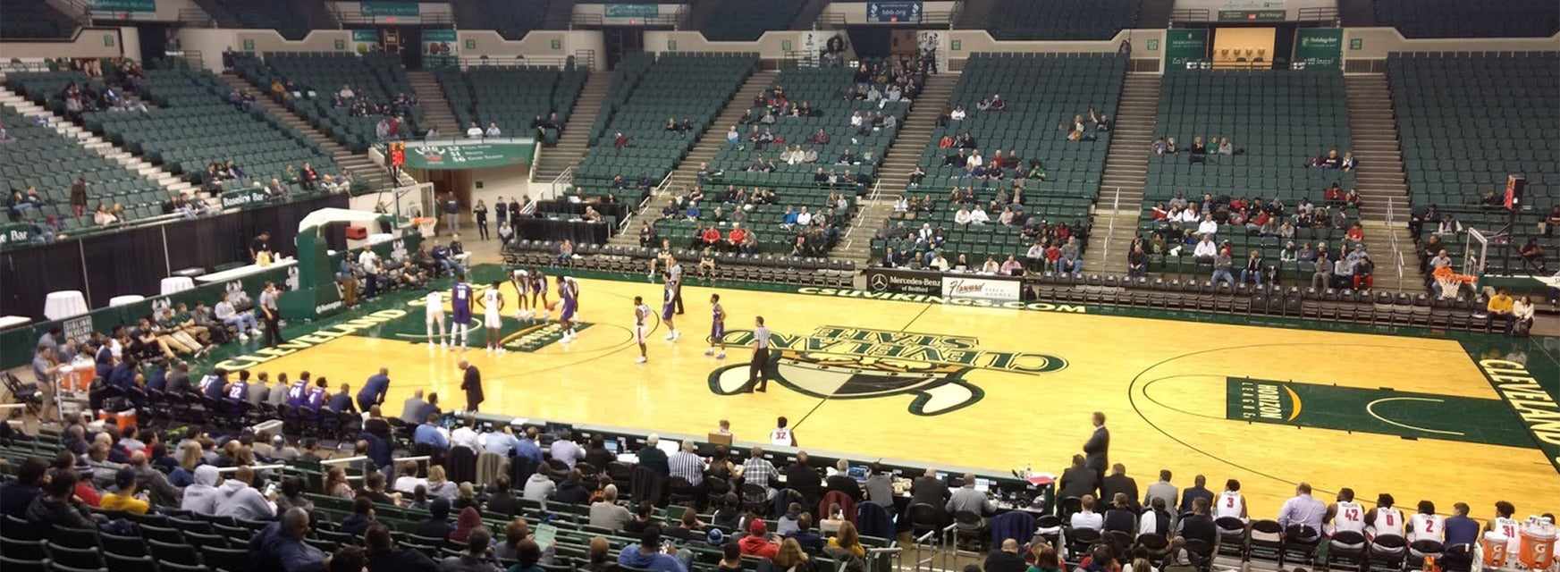 Cleveland State Basketball Tickets