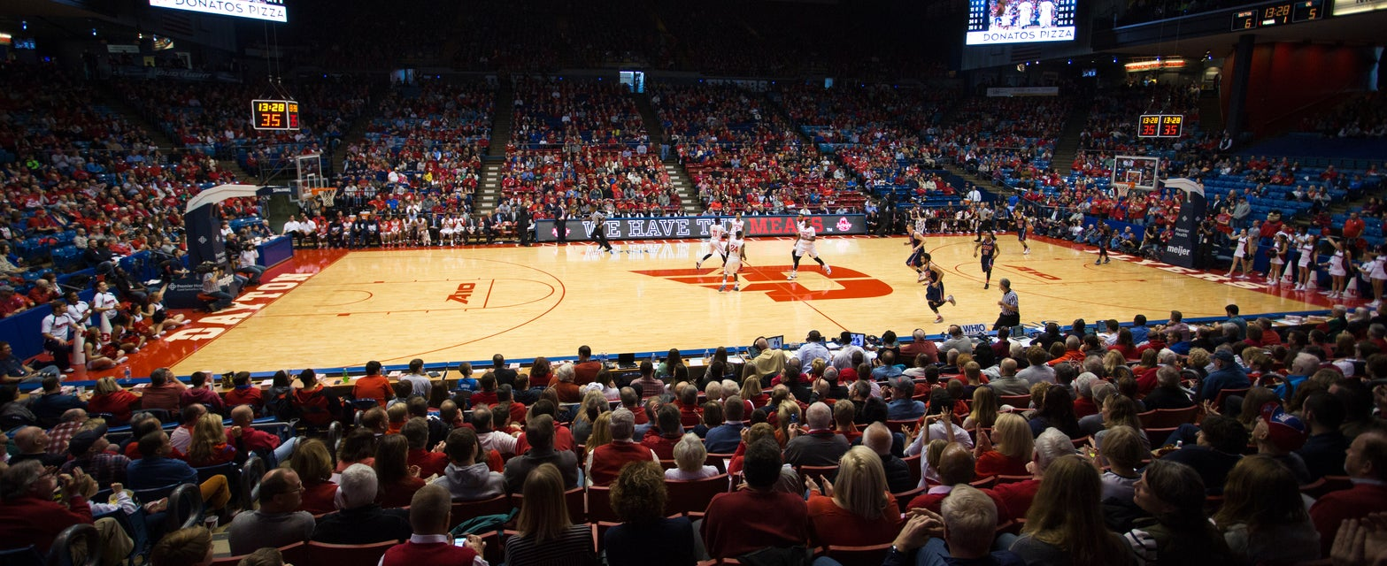 Dayton Basketball Tickets