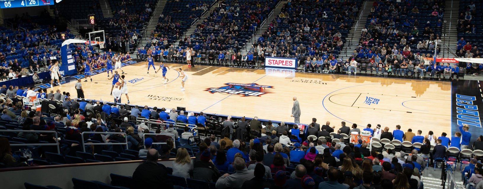 DePaul Basketball Tickets