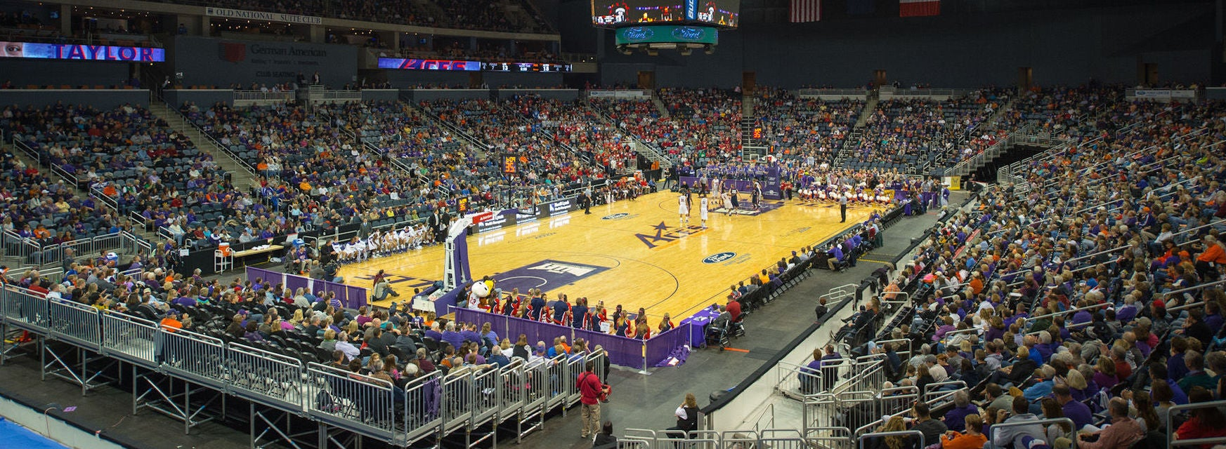 Evansville Basketball Tickets