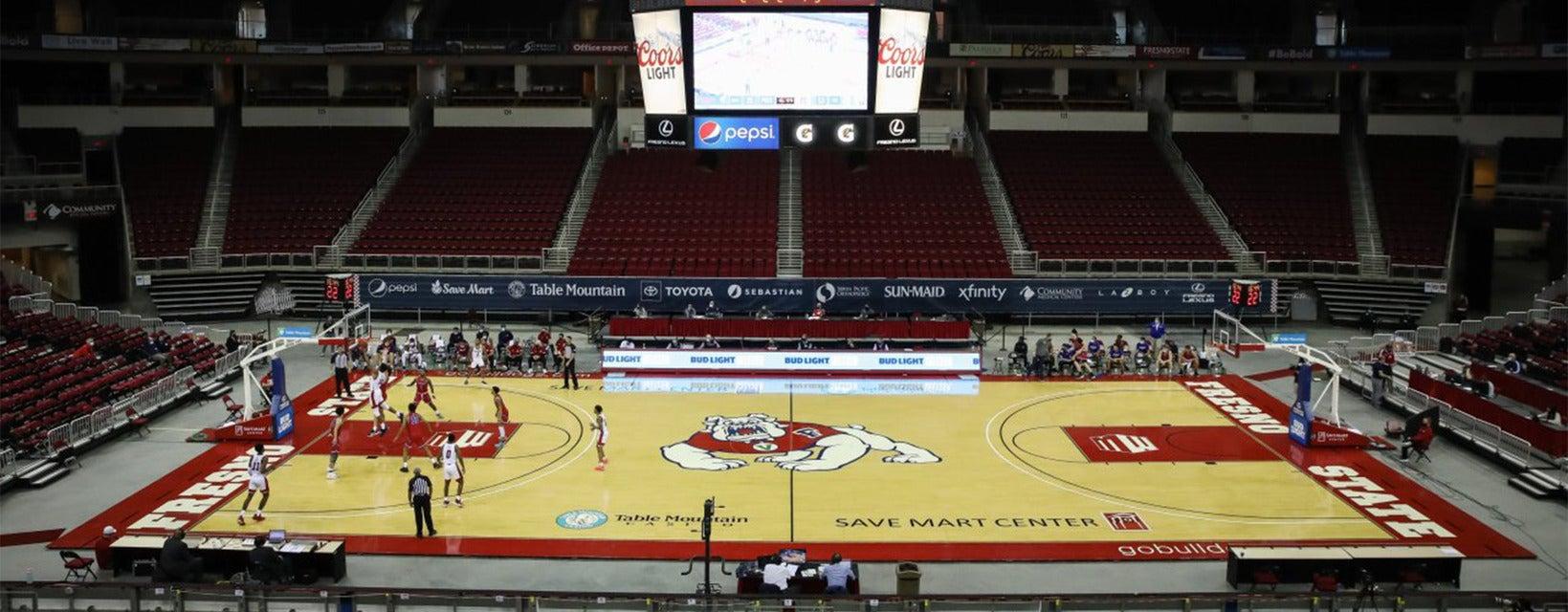 Fresno State Basketball Tickets
