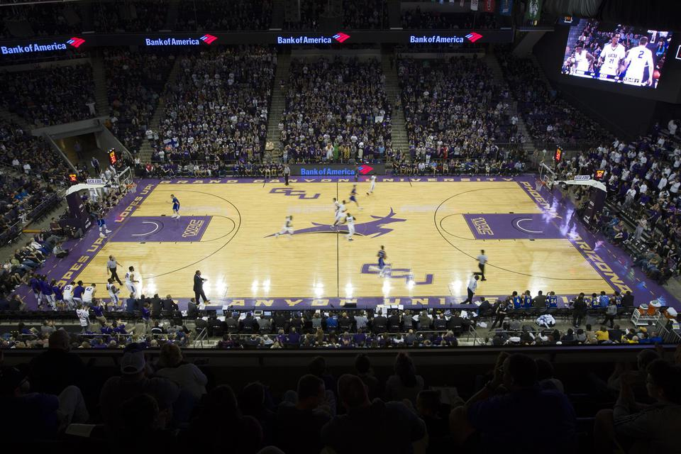 Grand Canyon Basketball Tickets
