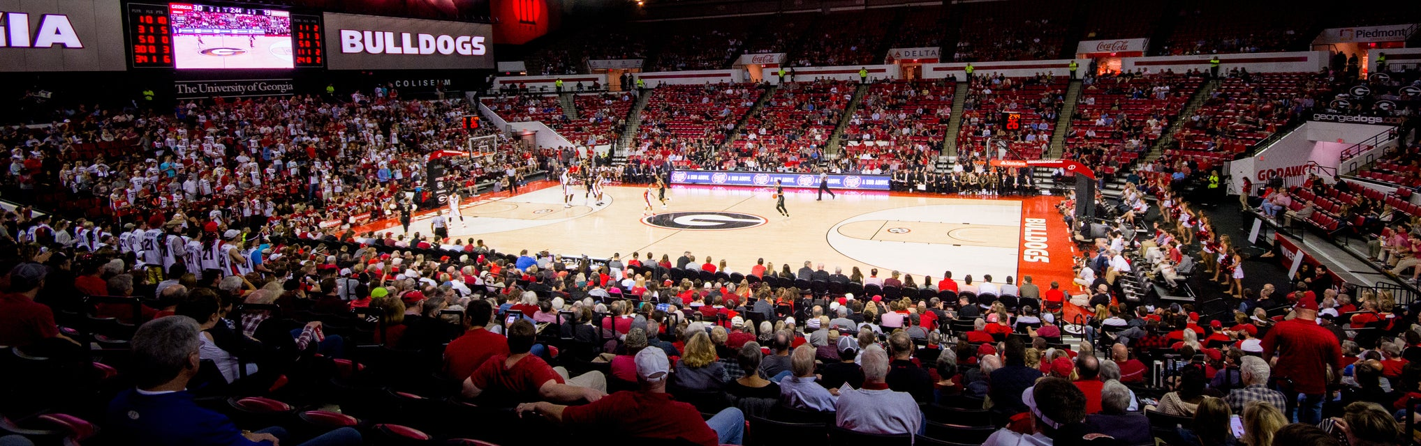 Georgia Basketball Tickets