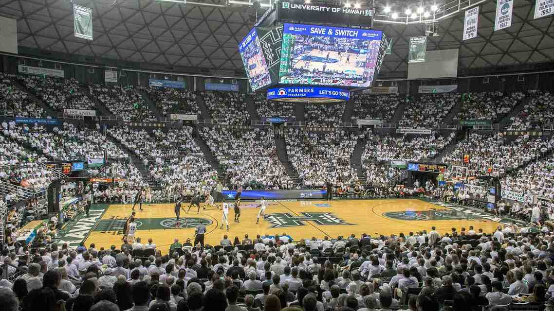 Hawaii Basketball Tickets