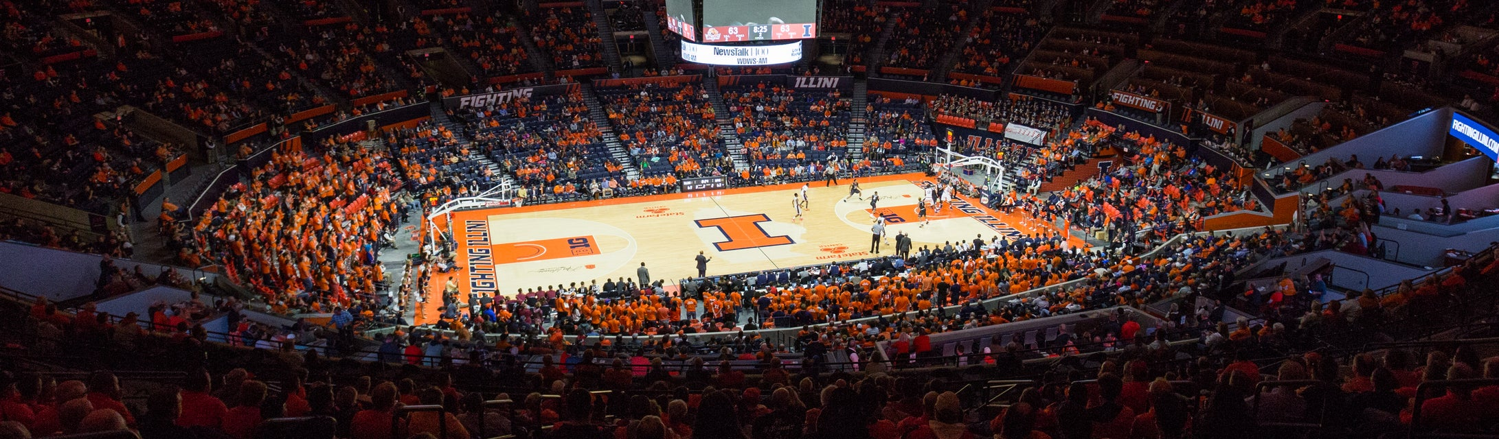Illinois Basketball Tickets