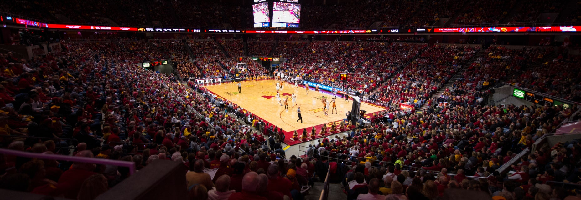 Iowa State Basketball Tickets