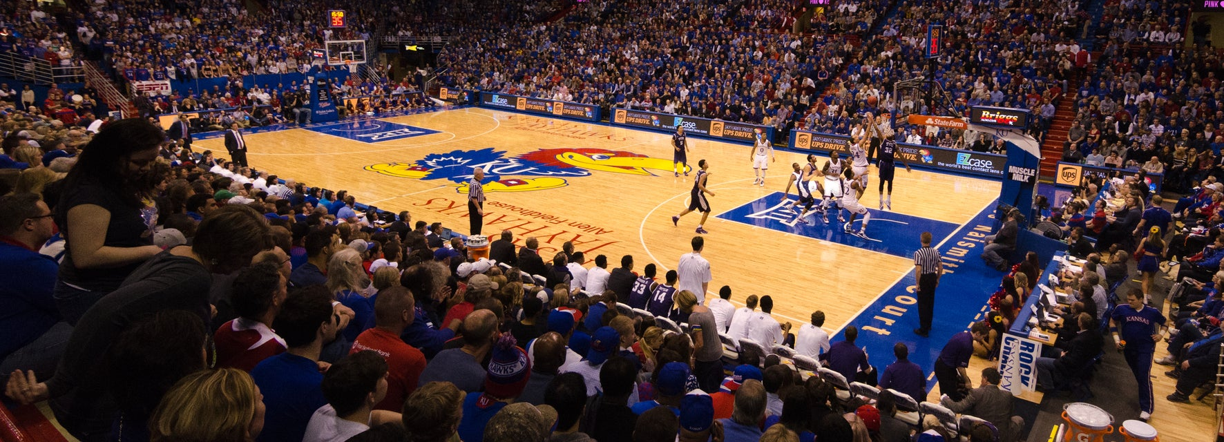 Kansas Basketball Tickets
