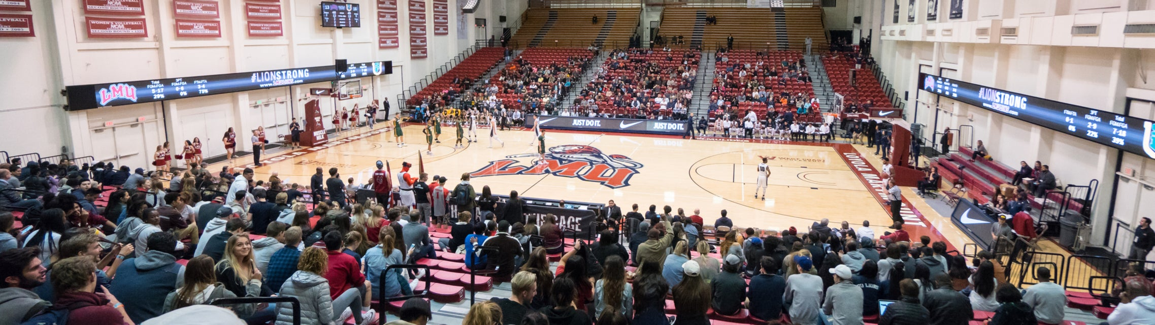 LMU Basketball Tickets