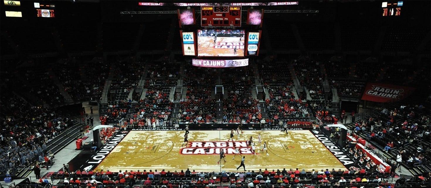 Louisiana-Lafayette Basketball Tickets