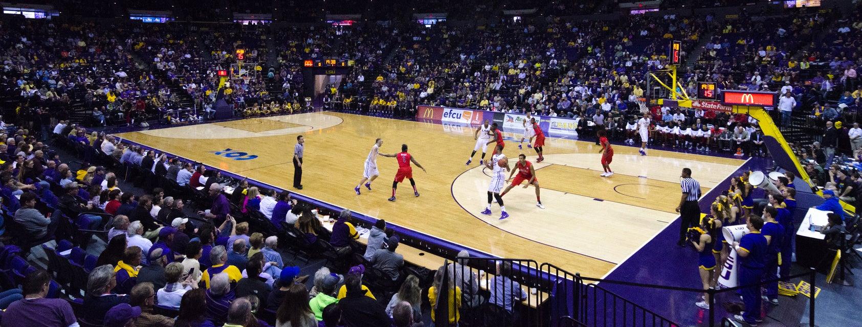 LSU Basketball Tickets